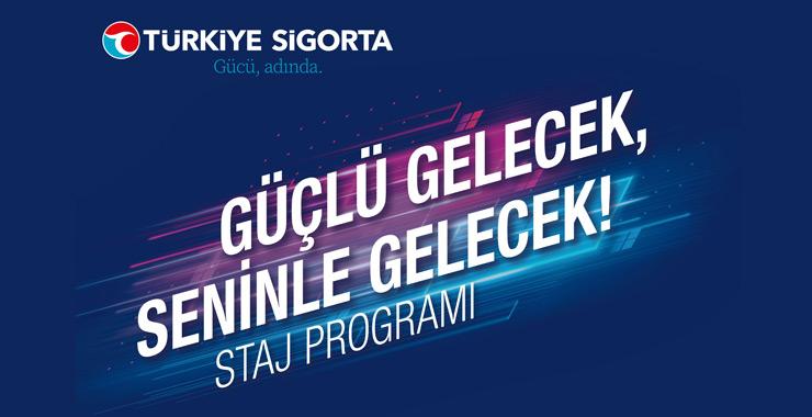 Türkiye Sigorta, deneyimlerini geleceğin profesyonelleri ile paylaşıyor