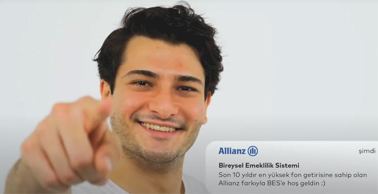 "Allianz ve Allianz Motto Müzik'ten ""Pes Değil, BES!"""