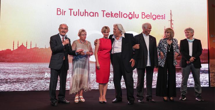 Axa Sigorta Türkiye'nin Efsane İsimlerini 'Efsaneler' galasında bir araya getirdi