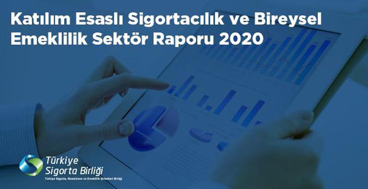 TSB, Katılım Esaslı Sigortacılık ve Bireysel Emeklilik Sektör Raporu 2020'yi yayınladı
