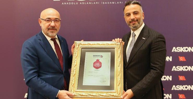 ASKON ve Bereket Sigorta İş birliği Protokolü imzaladı